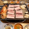 【麻浦】チープな「冷凍サムギョプサル」の人気店@구이마당/グイマダン