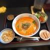 オーパスワン「坦坦麺セット」