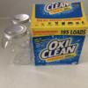 オキシクリーンをセリアの保存容器に詰め替えました!お掃除にやっと使える状態に。。