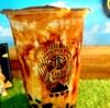タピオカはミルクティーではなく、黒糖ミルクの時代です!タピ活台湾旅行-1
