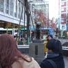 ハチ公像、そして大岡信の『日本の詩歌、その骨組みと素肌』