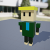 MagicaVoxelで作成した3DモデルをUE4に持っていく方法・完結編(Qubicle使用)