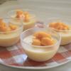 超簡単!夏のおやつ・3ステップで作る夏の味『マンゴープリン』