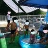 水遊びの季節です❗