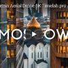 まるで映画の中の未来都市?ロシア・モスクワ
