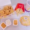 """お昼♡マック( '༥'  )ŧ‹""""ŧ‹"""""""