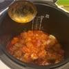 とりあえず、子供の風邪☆ミートボールのトマト煮
