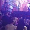 汗ダラダラでPUNCHさんの無料ライブを見てきました。