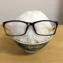 眼鏡ライス