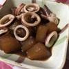 シミウマ〜     イカと大根の煮物