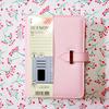 300円で買える、ダイソーのピンクなシステム手帳 [ Daiso ]