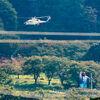 長野県総合防災訓練でのひとコマ