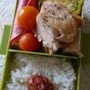 昨日の塩麹チキン弁当と今日のミニメンチ+ザンギ弁当