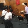 至学館高等学校にドラマーのための基礎セミナー&機材お試し会を開催いたしました!!