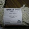 冬が来る!ダイソー毛糸でマフラーを編んでみる(マフラー編)