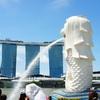 シンガポール観光スポット①【マーライオン】