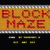 「BLOCK MAZE」