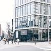 hotel koe tokyoでランチタイム