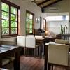 バリの茶藝館
