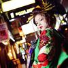 香港出張2日目(後編)。夜の街で花魁を撮る。旺角-石坂街-蘭桂坊。