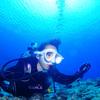 ♪舞い上がれ!…究極の浮遊感、中性浮力SP♪〜沖縄ダイビング・スペシャルティ講習〜