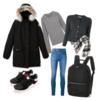 フランス パリの真冬の寒さ対策、気温と服装