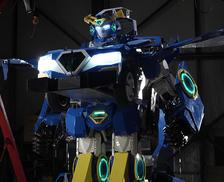 【変形動画あり】映画で見た、人がロボットに乗る日はくるのか? 全長4メートルの乗用人型変形ロボット ジェイダイト・ライドがかっこいい
