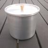 いちど手にしたらわかるアルミニウム製クッカーの銘品はこれ!…JINDAIJI MOUNTAIN WORKS Hillbilly Pot 550