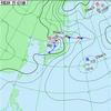 台風7号は4日15時に日本海で温帯低気圧に!温帯低気圧は非常に強い風を伴って5日朝には北日本に接近する見込み!