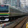 3月21日撮影 プチ遠征⑭ 上野東京ライン 御徒町駅で撮影