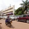 ウガンダ③ あふれかえる車とバイク。カンパラは渋滞都市。