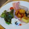 【子連れ沖縄旅行記10】JALプライベートリゾートオクマの朝食バイキング