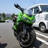 レンタルバイクで初めて大型バイクに乗った話