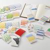 【注目文房具】24種類の新デザインと新サイズ『KITTA(キッタ)』は勢い止まりません!
