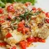 鶏の香草チーズ焼き(パルマ風チキン・チキンパルミジャーノ)のレシピ