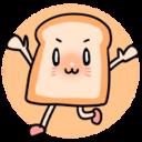 パンで太るにっき