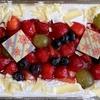 【コストコ】ホリデーフルーツフロマージュケーキを買いました