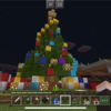 【建築】クリスマスツリー作った!