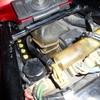 NV400SP プラグ焼けが黒い その6 エアクリーナーのダクト