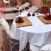 猛暑のモロッコ・マラケシュへの旅・旅の宿・Riad Adriana その2