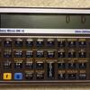 HP-16cのカードサイズクローン機DM-16
