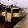 JR八王子駅での毎日