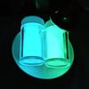 緑も、青も