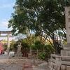 豊國神社と大阪城