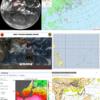【台風12号の卵】日本列島の南西には台風の卵である熱帯低気圧(99W)が存在!今後台風12号『ポードル』となって日本に接近!?気象庁・米軍・ECMWFの進路予想は?
