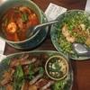 バンコク郊外にてタイ料理 ランチ