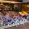 【福岡県飯塚市】「いいづか雛のまつり」千鳥屋本家と本町商店街の雛飾り
