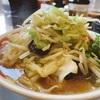 滋賀のラーメンといえば黄金出汁とたっぷり野菜の近江ちゃんぽん!今回もおいしくいただきました!!