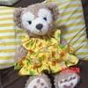 シェリーメイちゃんのサマードレス&パンツセット