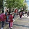 博多どんたくに気のトレーニングの福岡道学院が参りました〜ー3